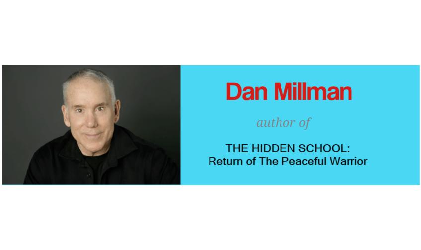 Dan Millman with chi