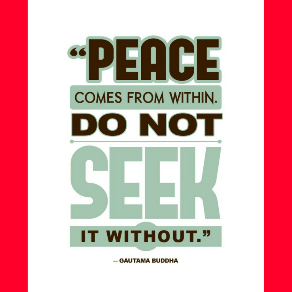 Peace graphic