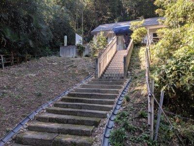 金井沢碑へのアクセス
