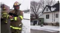 'We had seconds to get out': Family desperate for housing after fire rips through St. Thomas, Ont. home