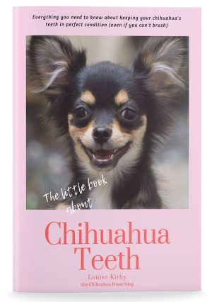 The Little Book of Chihuahua Teeth (USA Amazon Kindle)