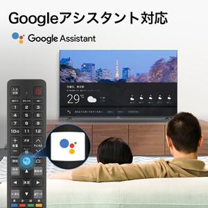 Google Assistant対応