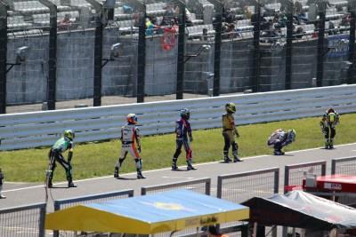 全日本ロードレースrd.2 JSB決勝