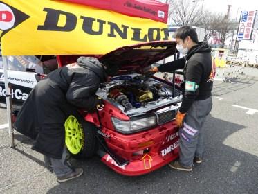 D1ドライバー:木口健治選手