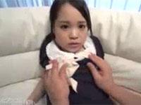 膨らみかけの(loli)ロリ乳首。パイパン(loli)ロリの大桃りさちゃん可愛すぎ