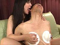 M男の乳首を開発してドライオーガズム!MEGAMIの「チクビズム」が先行配信開始!