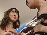 男の乳首を性感開発!UFOや乳首吸引器で女王様にチクビを調教される快感