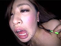 媚薬でタガの外れたJKの感度抜群乳首を舐めたらヨダレ垂らしてアヘ顔でヨガってきたwww