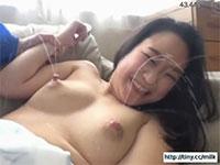 母乳噴水映像集!興奮して止めどなく噴き出る柴崎ひかるちゃんの母乳噴水シーンがヤバシ!