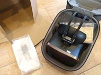 VRヘッドマウントディスプレイ「IDEALENS K2」のレビュー!