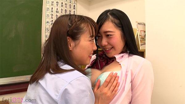 早速乳首アクメ研究を始める早乙女らぶ