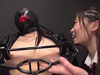 西野たえが敏感乳首女をペットにして乳首責めを楽しむ「とある女子校生のオモチャになった女 ~敏感乳首玩具責め&SMフェティッシュレズ 喜多方涼 西野たえ」が無茶苦茶エロ面白そう!
