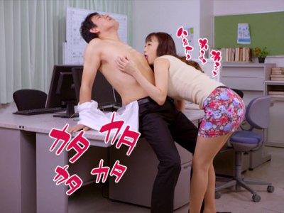 AV女優屈指の乳首責めテクニシャン、蓮実クレアのくどいほど男乳首殺し!あまりの乳首の快感に蕩けまくるB.B.オジサン2人の乳首責め動画!
