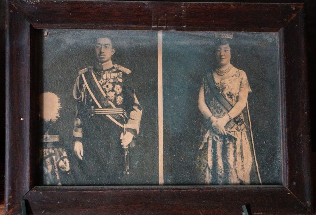 福岡県八女市忠見261-1 正八幡宮 天皇皇后両陛下