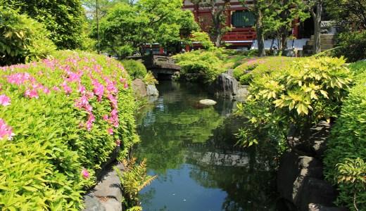 浅草ぶらり旅~甘味と和な景色~