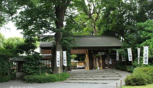 阿佐ヶ谷神明宮へいってきた【東京の神社】