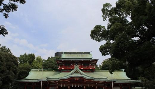 ちくの東京十社めぐりその5〜富岡八幡宮と深川不動堂編〜
