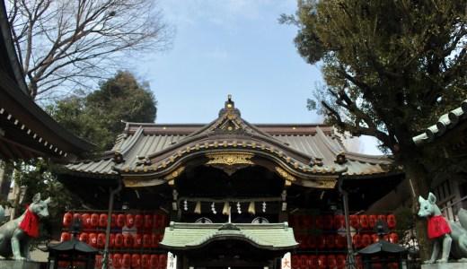 【赤坂】豊川稲荷東京別院へ行ってきた【東京の寺院】