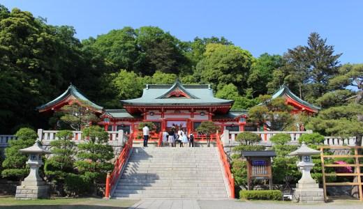 足利織姫神社へ行ってきた【栃木の神社】