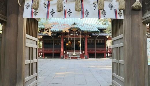 【六本木】赤坂氷川神社へ行ってきた【東京の神社】