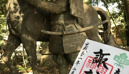 【流山】駒木諏訪神社へ行ってきた【千葉の神社】