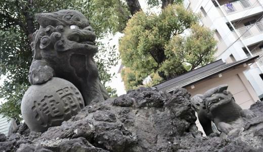 【横浜】大きな狛犬に迫力を感じるお三の宮 日枝神社へ行ってきた【神奈川の神社】