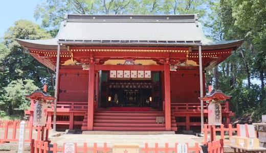 【川越】通りゃんせ発祥の地!三芳野神社へ行ってきた【埼玉の神社】
