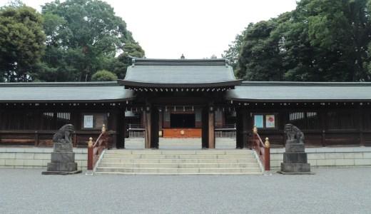 自然豊かな井草八幡宮へ行ってきた【東京の神社】