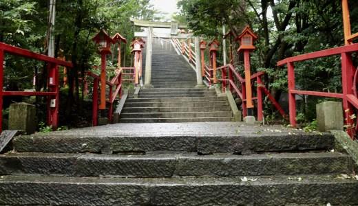 【みどり市大間々】夏の雨の日の貴船神社へ行ってきた【群馬の神社】