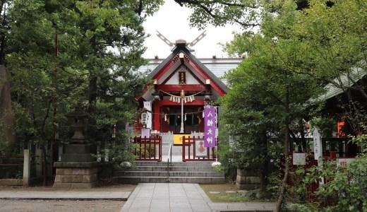 【大田区】池上駅の近く!徳持神社へ行ってきた【東京の神社】