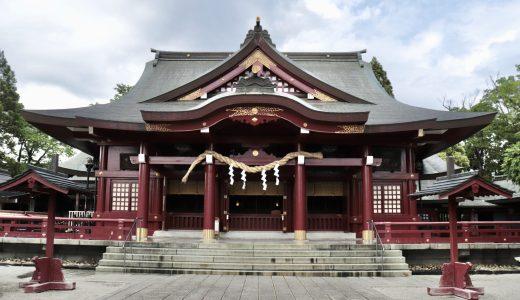 【日本三大稲荷】笠間稲荷神社へ行ってきた【茨城の神社】
