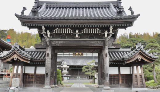【ひたちなか】山門に猫の像?!華蔵院へ行ってきた【茨城の寺院】