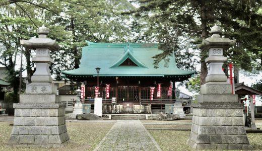 【筑西】手彫り御朱印が話題!下館羽黒神社へ行ってきた【茨城の神社】