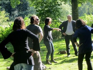 hCosima Scheuten Chi Kung workshop