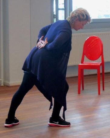 Cosima Scheuten - chi kung workshop