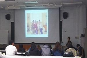 観光庁「若旅★授業」小山台高校