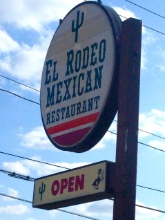 go-to Mexican restaurant