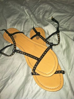 cheapy sandals, too