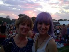 Me and my mama.