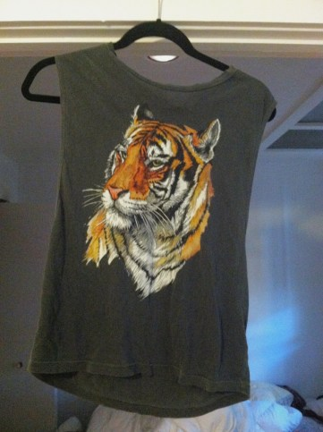 Madly, Truly, Deeply majestic tiger shirt