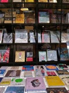 Most amazing bookshop, La peinture fraîche, in Brussels.