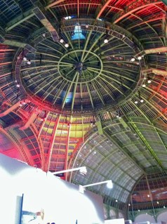 Art Expo at the Grand Palais