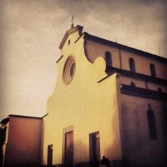 Brunelleschi's Santo Spirito! My personal favorite.