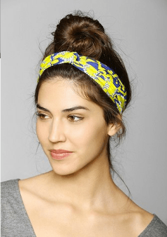 Reversible Print Headwrap from Urban Outfitters