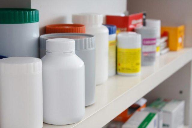 medicine cabinet dangers