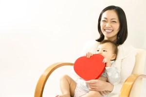 赤ちゃんとママのインタビュー