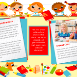 Child Care Brochure Template Child Care Owner - Child care brochure template