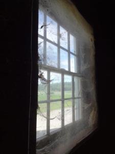 dirty window vision hope