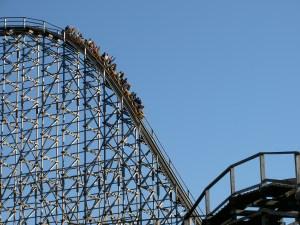 communication roller coaster fear