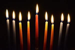 candles sacramental